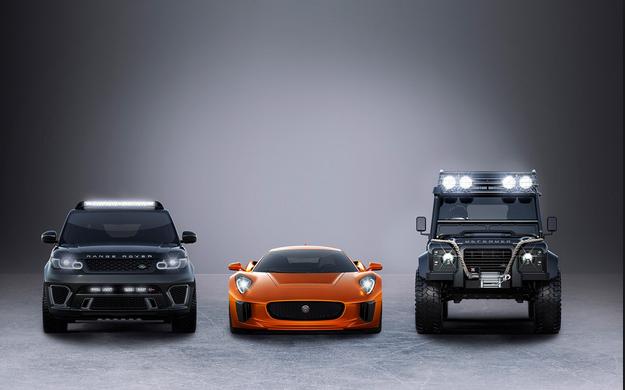 Mobil James Bond Terbaru