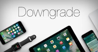 sebab Apple telah menutup penandatanganan terhadap hal ini sedikit waktu yang lalu Apakah Masih Bisa Downgrade ke iOS 10.2.1 dan iOS 10.3?