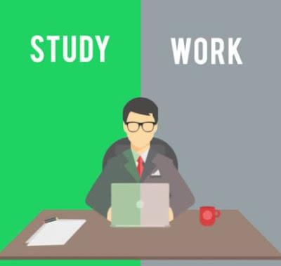 Ikuti Trik Ini Untuk Kerja Sambil Kuliah Lebih Efektif