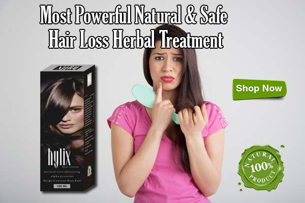 Safe Hair Loss Herbal Treatment