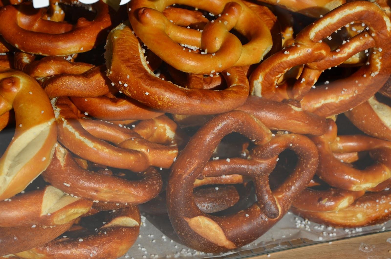 bretzel marché de noël toulouse