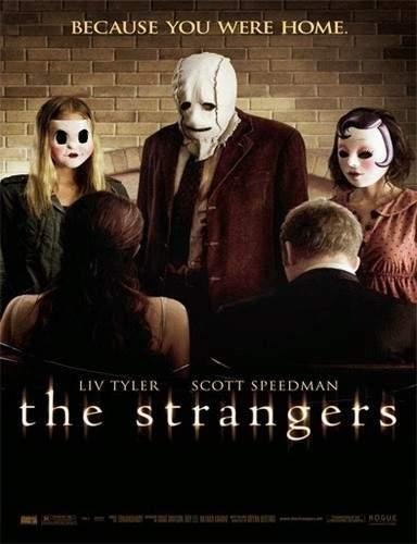 Los extraños (2008) [BRrip 1080p] [Latino] [Terror]
