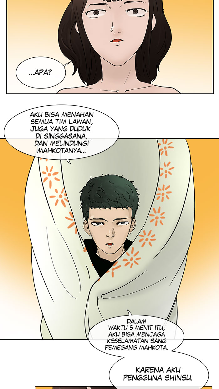 Tower of God Bahasa indonesia Chapter 17