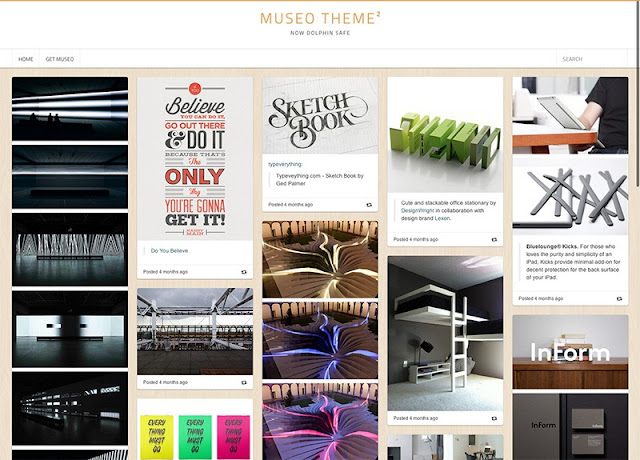 Popular Free Tumbler Themes