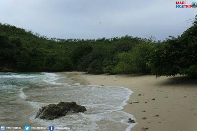 Pantai Sawah Ombo Tulung Agung Mari NGEtrip