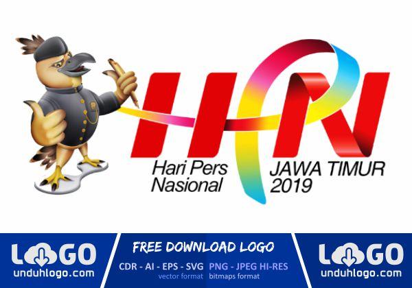 Logo Hari Pers Nasional 2019