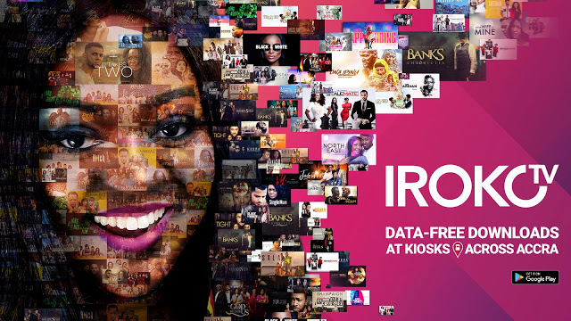 IROKOtv Lands In Ghana With Actress, Jackie Appiah