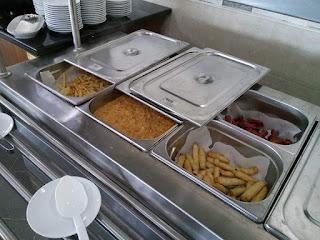 canakkale uygulama oteli kale restaurant