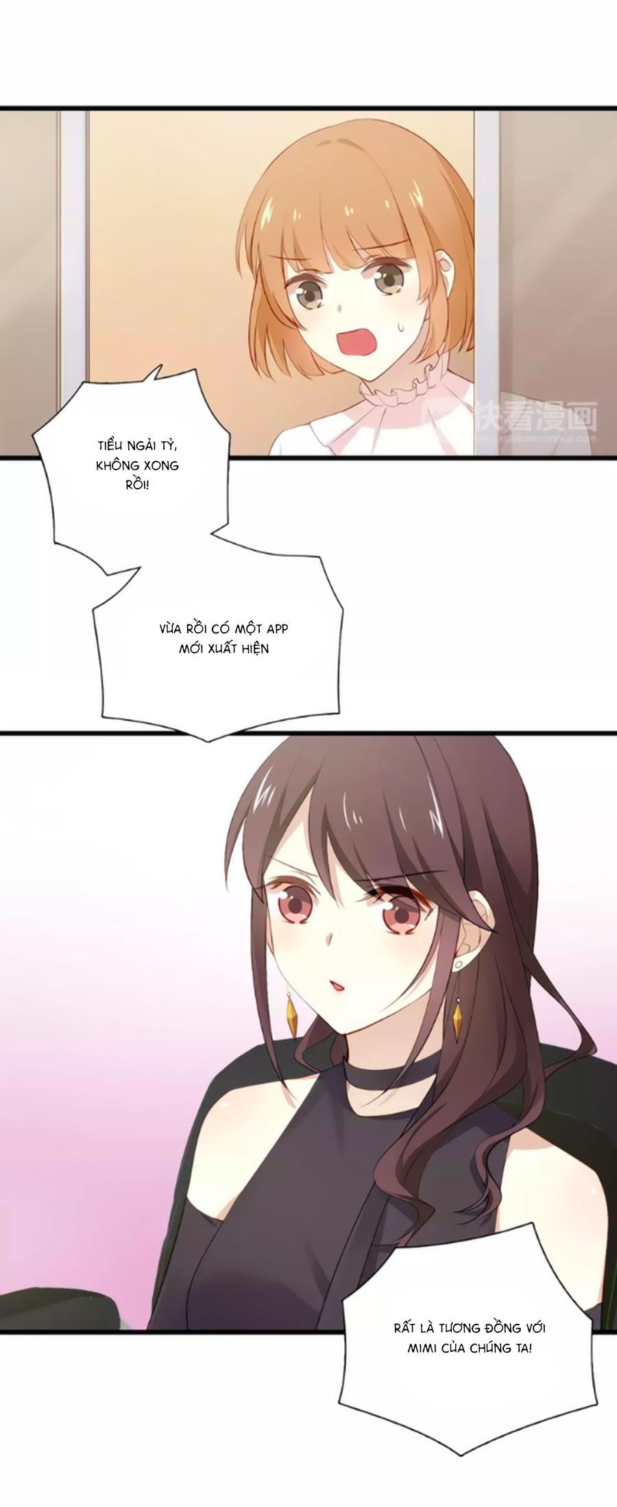 Tình Yêu Là Thế 2 Chap 3