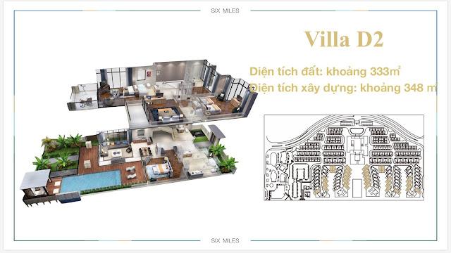 Mẫu Villa D2
