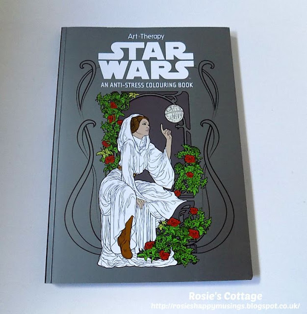 Star Wars: An Anti Stress Colouring Book