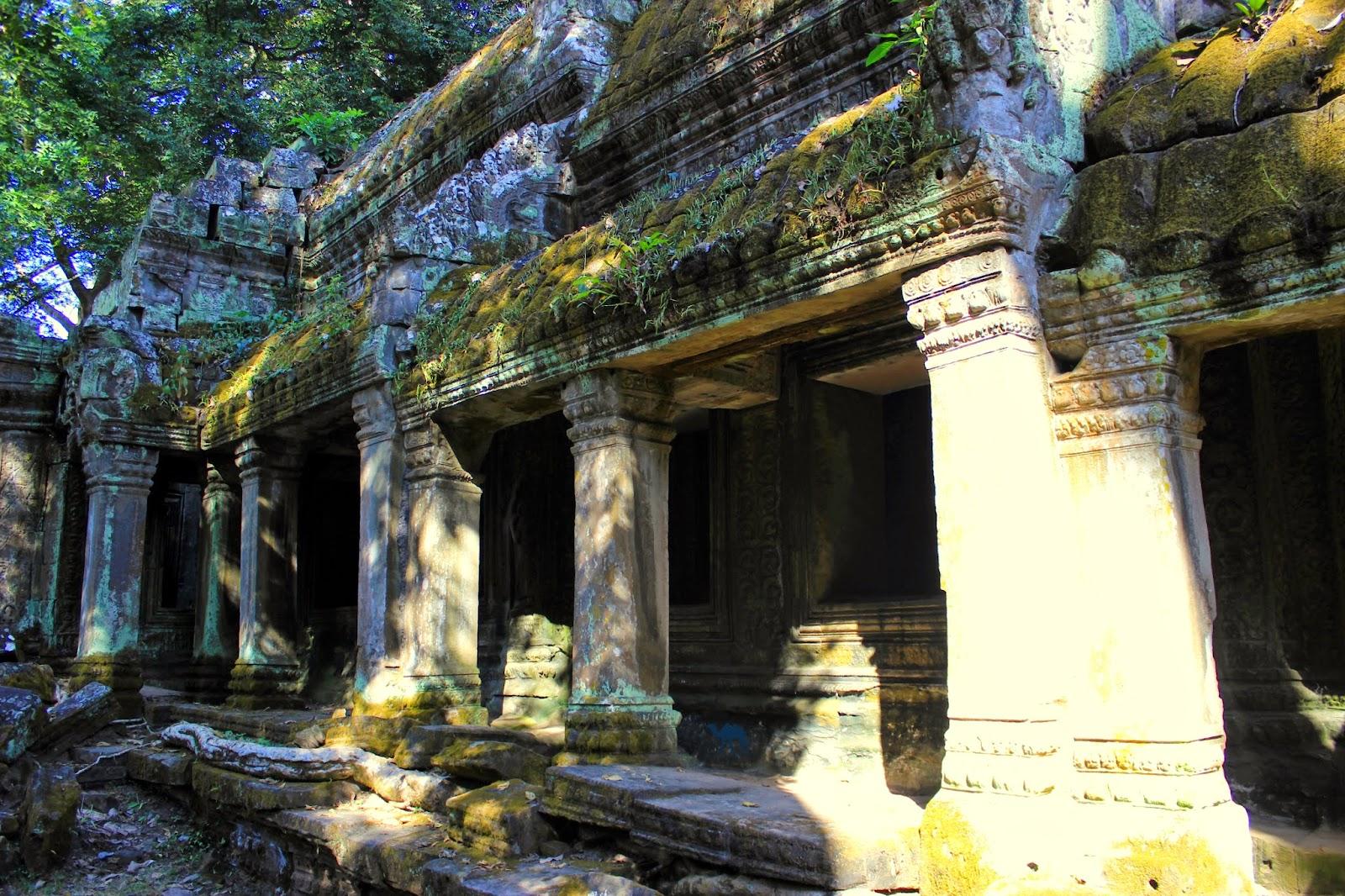 Temple d'Angkor - Siem reap Cambodge - Vacances Cambodge