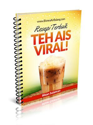 Resepi Teh Ais Viral