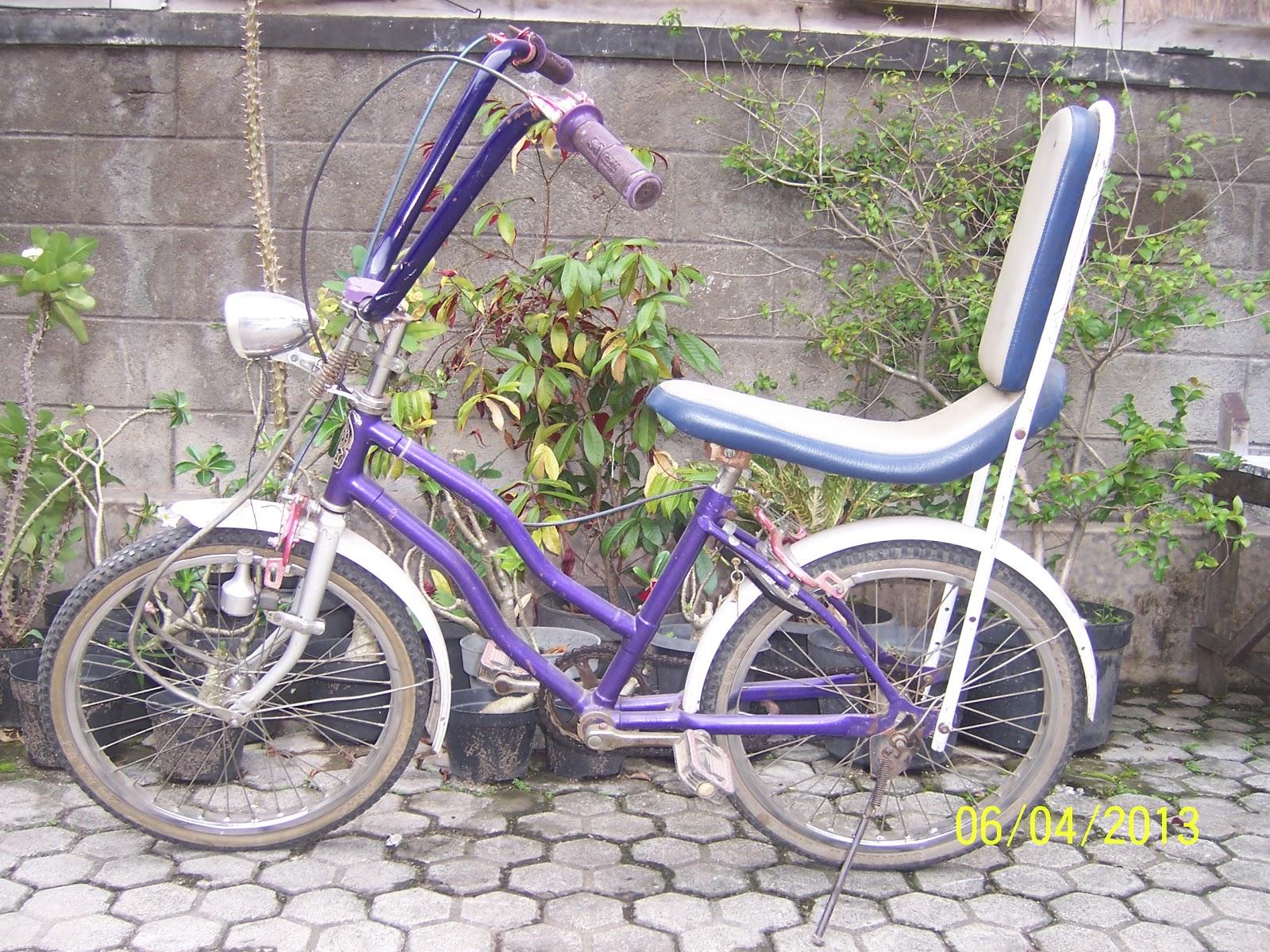 Sepeda Lowrider Jogja - Harga Online Terbaik
