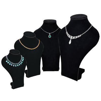 Shop for Jewelry Displays from Nile Corp