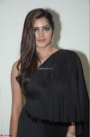 Pavani Reddy in Black Saree Sleeveless Choli ~  Exclusive 57.JPG