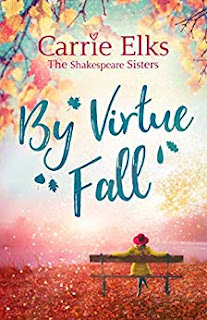 Book cover of By Virtue Fall by Carrie Elks