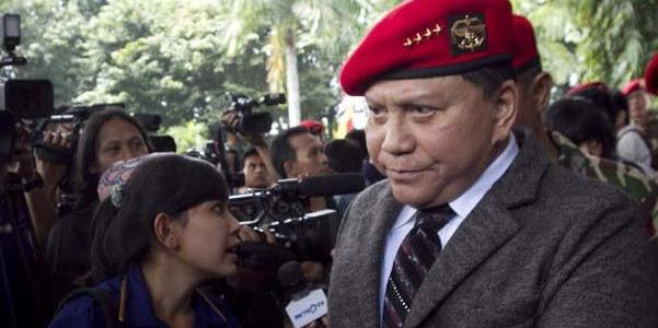 Hendropriyono Minta Anies-Sandi Enggak Usah Banyak Ngomong dan Suruh Contoh Jokowi