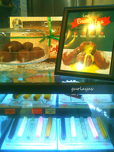 other products at la lola churreria ayala center cebu by gurlayas.blogspot.com