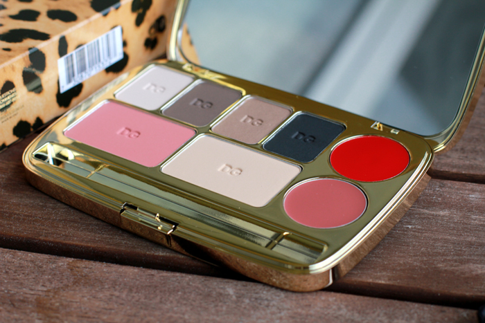 D&G Limited Edition Beauty Voyage palette