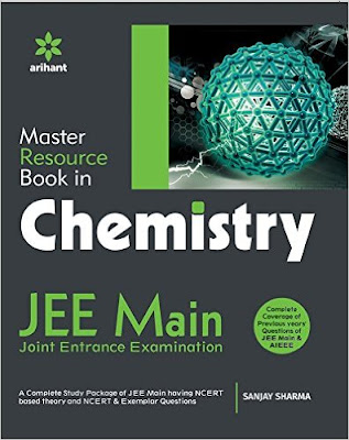 Download Free A Master Resource Book in CHEMISTRY for JEE Main Book PDF