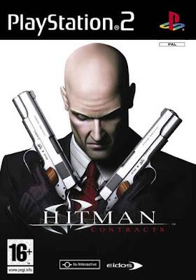 Hitman Contracts 2004 PS2 Multi Spanish