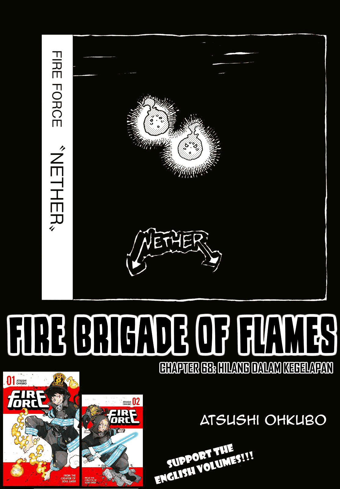 Fire Brigade of Flames Chapter 68-2