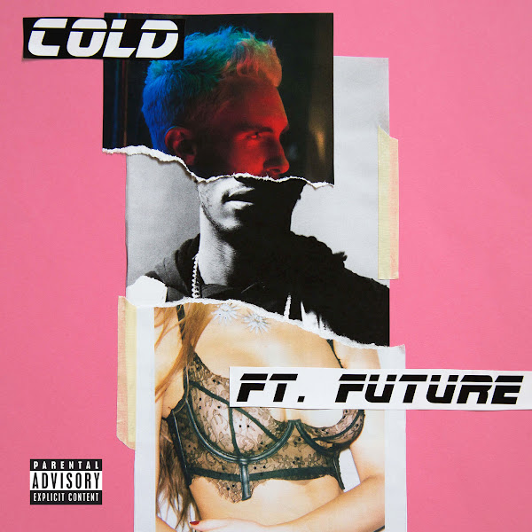 Maroon 5 - Cold (feat. Future) - Single Cover