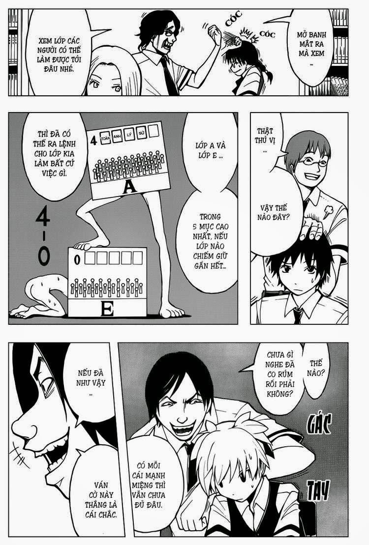 Ansatsu Kyoushitsu chap 51 trang 18