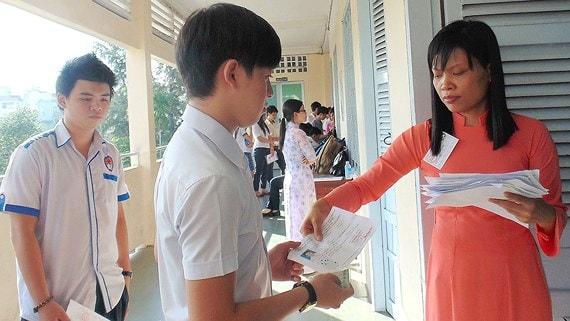 Kỳ thi THPT quốc gia 2018: Phải đặt quyền lợi của thí sinh lên cao nhất