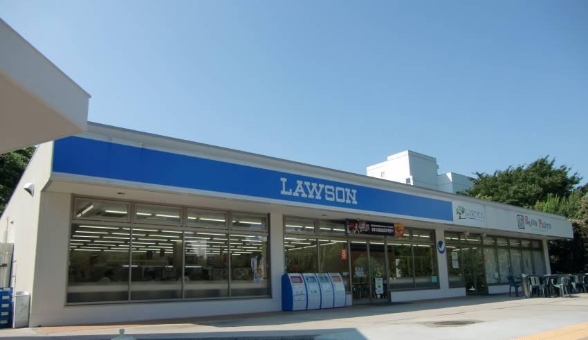 Lawson, Robber, Japan