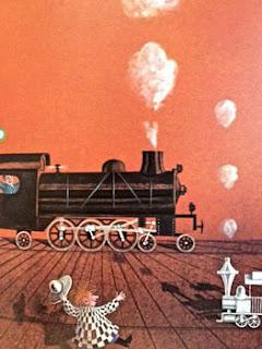 ラ・タ・タ・タムー小さな機関車のふしぎな物語ー