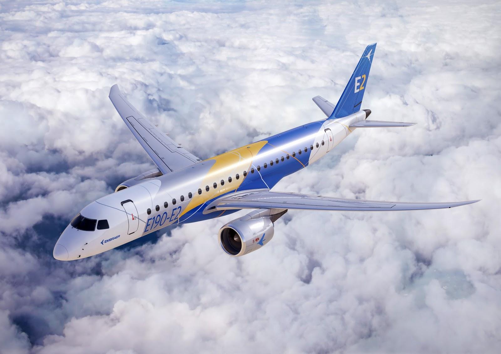 NINJA: Embraer / E-Jets E2