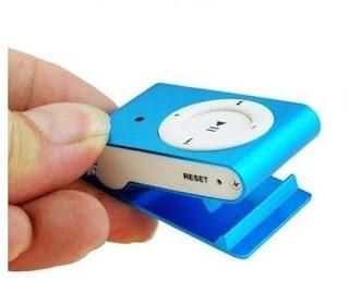 MP3 camara espia oculta