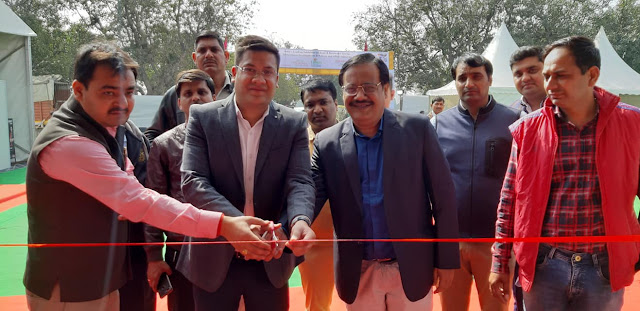 One of the biggest exhibitions in India is the glimpse of the future of renewable and solar energy.