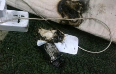 """مرة أخرى... """"شارجور"""" يتسبب في حريق بمدينة برشيد"""