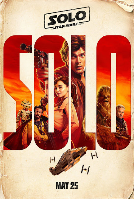 """Solo: A Star Wars Story"" - Poster"