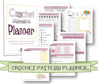 Crochet Project Planner | Printable