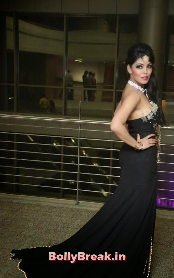, Deepa sannidhi Hot Latest Photos in Black Dress Without Top