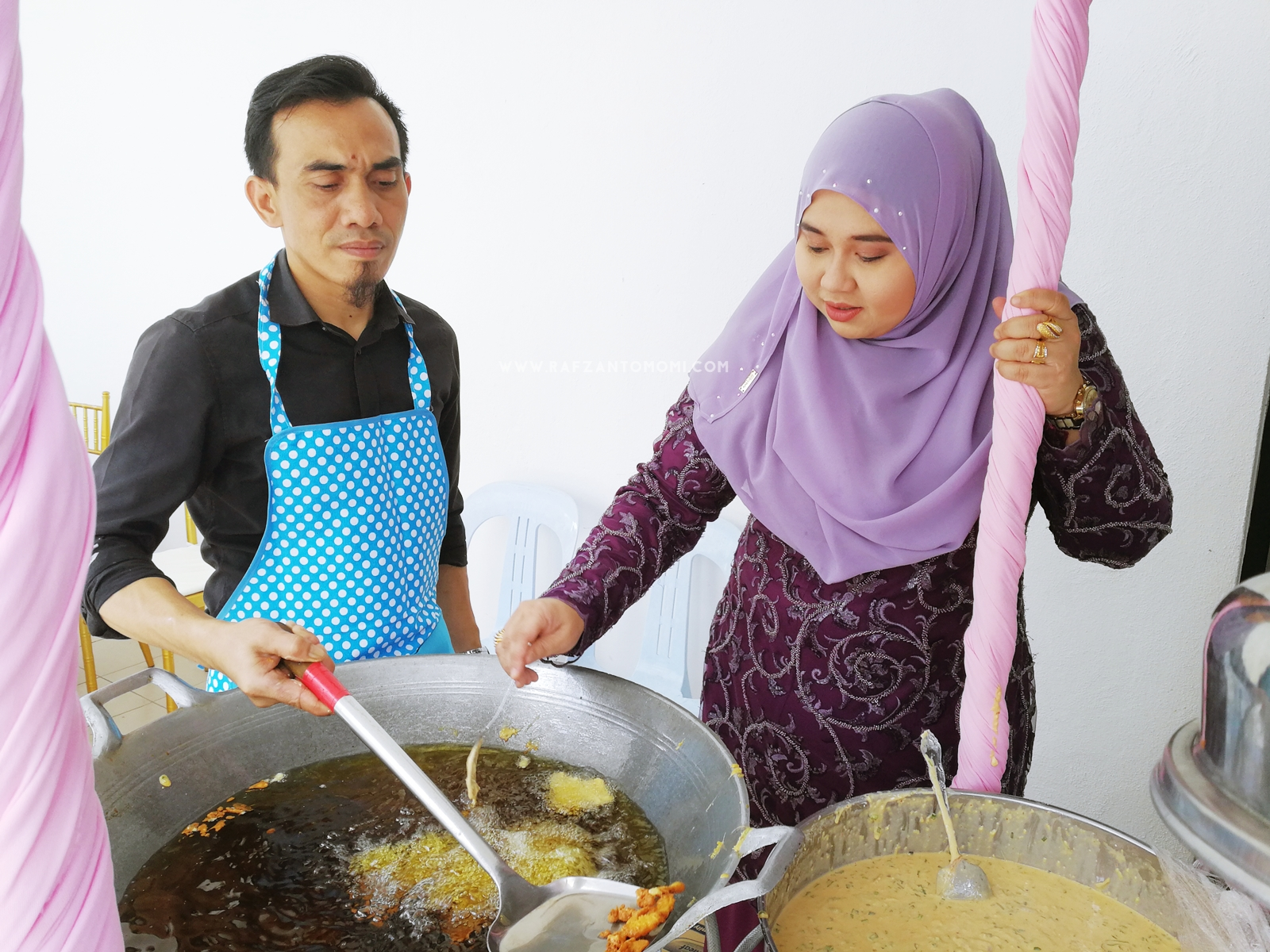 Food Tasting Day Ambassador Putrajaya By Hanana Group