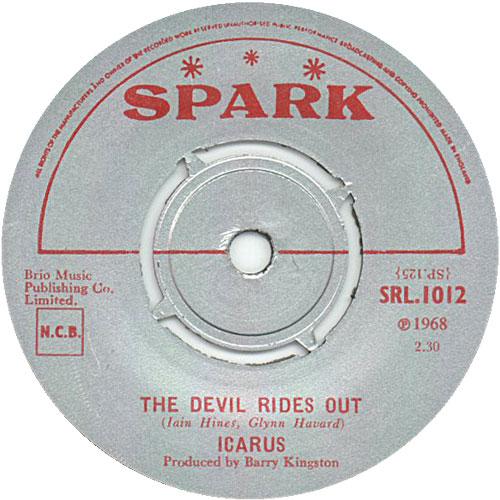 Icarus the marvel world of icarus 5 bonus tracks