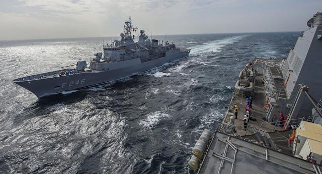 Οι τουρκικές παραβιάσεις και η αλλαγή θέσης του ΝΑΤΟ…