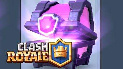 Cara Jitu Mendapatkan Magical Chest di Clash Royale