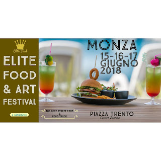 street food monza giugno 2018