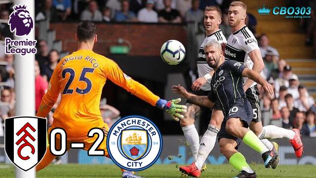 Video Highlights dan Cuplikan Gol Fulham vs Manchester City (30 Maret 2019)