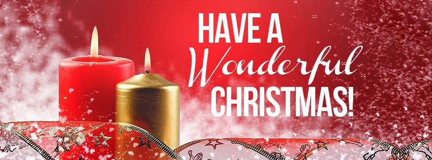 Christmas wishes facebook cover photo