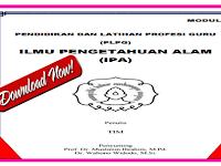 Download Materi PLPG  Modul IPA Untuk SD,SMP,SMA/SMK dan Sederajat