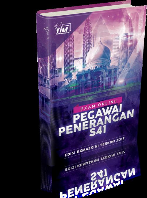 Muat Turun Pakej Rujukan Peperiksaan Online Pegawai Penerangan S41