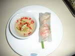 Fresh vietnamita primavera ricetta rotolo