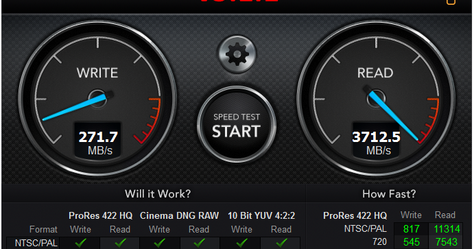 1hd Biz Really The Best Deals Around Blackmagicdesign Bmd Disk Speed Test V3 1 1 For Windows